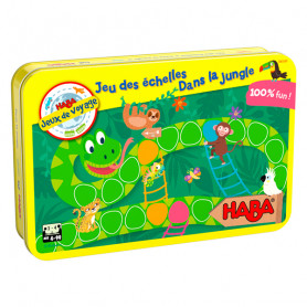"""Ladder game """"In the jungle"""""""