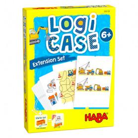 Jeu Logicase extension - Chantier de construction