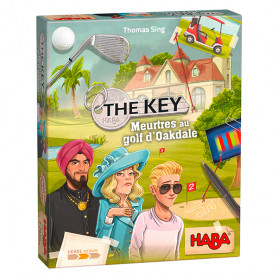 The Key – Murder at the Oakdale Club