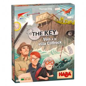 The Key – Theft in Cliffrock Villa
