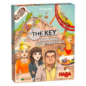 The Key – Sabotage at Lucky Llama Land