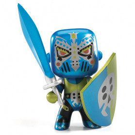 Metal'ic Spike knight - Arty toys Editions limitées