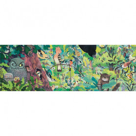 Owls and birds - Puzzle Gallery 1000 pieces