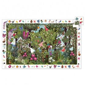 Garden games - Observation puzzle 100 pieces