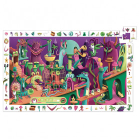 In a video game - Observation puzzle 200 pieces