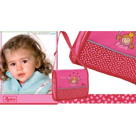 Cartable pour maternelle Petite Princesse