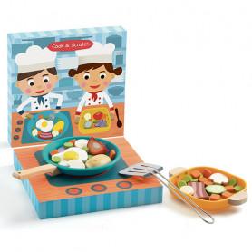 Cook and scratch - Dinette préparer des plats