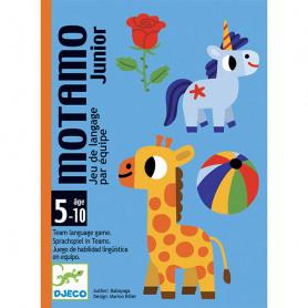 Card game - MotaMo Junior