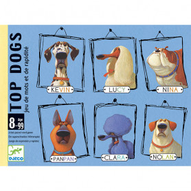 Card game - Top Dogs