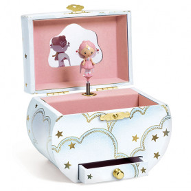 Musical jewelry box - Elf Melody