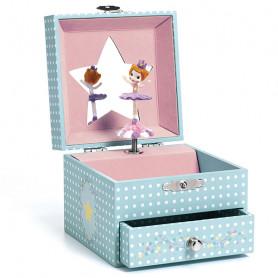 Musical jewelry box - Delicate ballerina