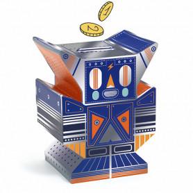 Robot Piggy Bank