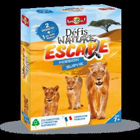 Mission Survie - Défis Nature Escape