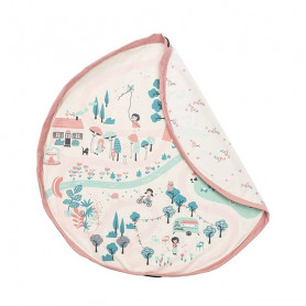 2 in 1 toy bag & play mat - walk in the park