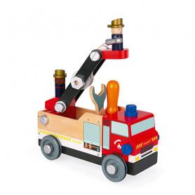 Brico'Kids Fire Engine