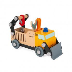 Camion de Chantier à construire Brico'Kids - 43 pièces
