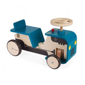 Porteur tracteur en bois