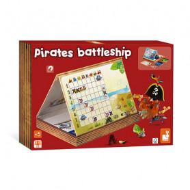 Strategy Game Pirates Battleship