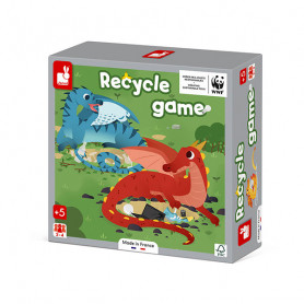 Cooperative Game - Recycling Game - In partnership with WWF