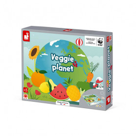 Veggie Planet Game - In partnership with WWF