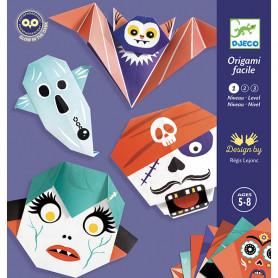 Origami facile - Frissons - Petits Cadeaux