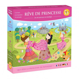 Princess Dream - Course and Strategy Game