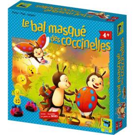 Le bal masqué des coccinelles - A game of cooperation