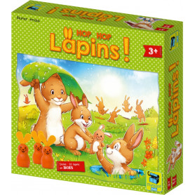 Hop Hop Lapins ! Game of dice