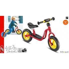 Draisienne rouge LRM - Vélo d'apprentissage