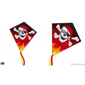 Dream Eddy Pirate et flammes
