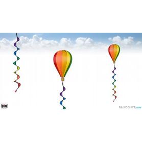Satorn Balloon Twister Suspension intérieur/extérieur