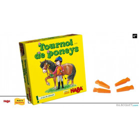 Tournoi de Poneys Super mini jeu de mémoire