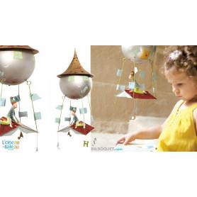 Mobile Schlumpeter L'enfant livre