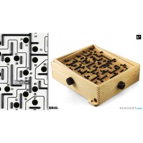 Labyrinthe Jeu d'adresse en bois