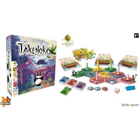 Takenoko Jeu de plateau