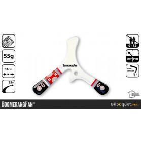 Slam - Boomerang en bois pour droitier