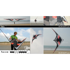Slash - Cerf-volant ultra-polyvalent