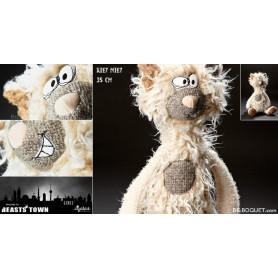 Kiez Miez la chatte Peluches à collectionner Beasts