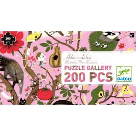 Puzzle Gallery Arbracadabra  (200 pièces)