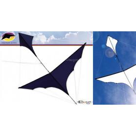 Cerf-volant monofil Canard par Carsten Domann - Noir