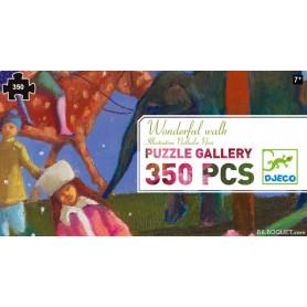 Puzzle Gallery Promenade merveilleuse (350 pièces)
