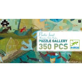 Puzzle Gallery Bateau poétique (350 pièces)