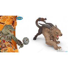 Chimère Figurine en plastique