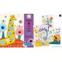 Collages pour les petits - Si pop ! Design by Christine Destours