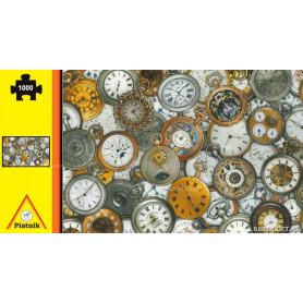 Puzzle Casse-tête Montres de poche 1000 pièces