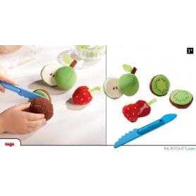 Assortiment de fruits à découper Biofino