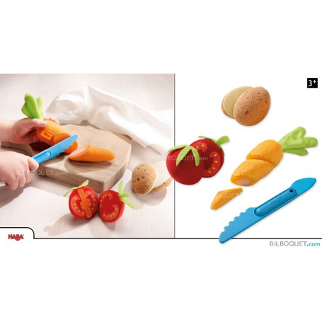 Assortiment de légumes à découper Biofino
