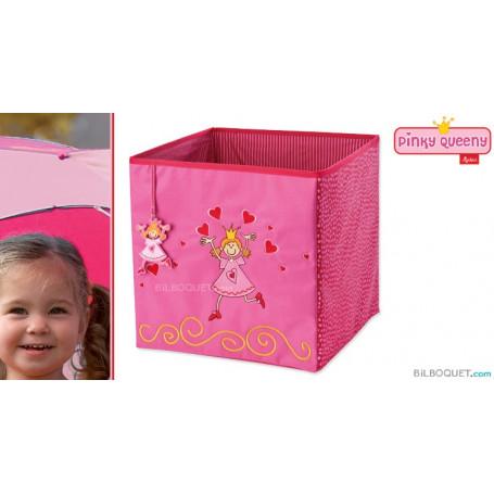 Boîte de rangement pour accessoires - Sigikid Pinky Queeny
