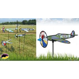 Moulin à vent d'extérieur Avion Spitfire