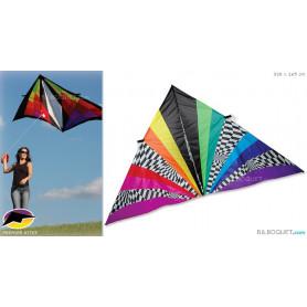 Grand Delta 11feet Rainbow Op-Art